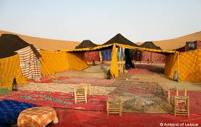 moroccan tents a in the moroccan desert artisans of leisure luxury