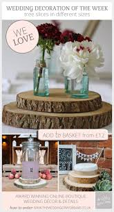 Wedding Decorations For Sale Rustic Tree Slices For Wedding Decorations Uk Centrepieces
