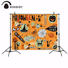 halloween invitation background online compare prices on party background online shopping buy low price