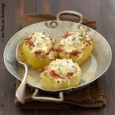 recette de cuisine pomme de terre recette de pommes de terre au bleu de bresse ligne en ligne