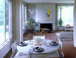 historic home interiors gropius house and modern houses you can tour incollect