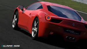 ferrari 458 italia wallpaper gran turismo red ferrari 458 italia wallpaper engine free