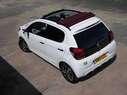 peugeot convertible peugeot 108 top buying guide