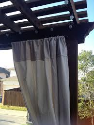 Cabana Curtains Outdoor Curtains Diy Interior U0026 Exterior Doors