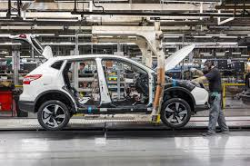 nissan qashqai nearly new nissan to launch car with self driving tech next year