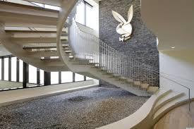 Facebook Office Interior Design Playboy Offices In Beverly Hills A Tour Of The Chic And