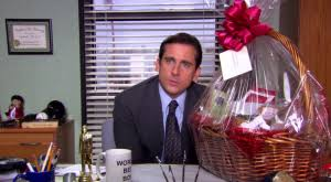 office gift baskets what the office taught me about digital marketing