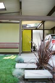 163 best eichler images on pinterest midcentury modern orange