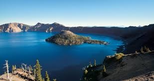 map of oregon near crater lake 7 wonders of oregon crater lake america s deepest lake