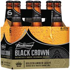 how much is a six pack of bud light bud debuting new budweiser black crown with super bowl commercial