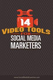 best software to make tutorial videos 14 video tools for social media marketers social media examiner