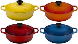 le creuset sauteuse 3 5 quart dutch oven only 180 shipped