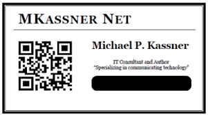 Should I Put A Qr Code On My Business Card Beware Of Qr Codes Techrepublic