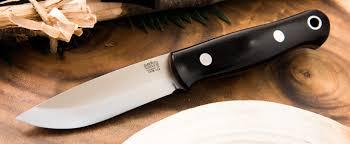 bark river kitchen knives bark river knives bushcrafter cpm 154