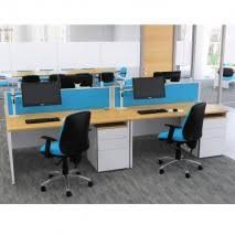 Bench Desking Ambus Bench Desking Systems Office Furniture Direct2u