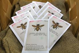 personalized seed packets personalized seed packets the laurel of asheville