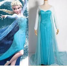 Elsa Halloween Costumes Kids Frozen Elsa Queen Costume