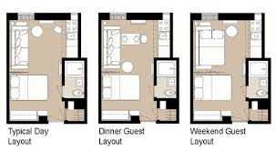 Small One Bedroom Apartment Designs One Bedroom Apartment Designs 1000 Ideas About Studio Apartment