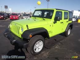 gecko green jeep 2013 jeep wrangler unlimited sport 4x4 in gecko green pearl photo