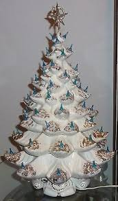 ceramic tree collection on ebay