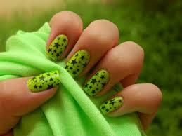 green nail art 2014 chevron heart glitter love elegant green and