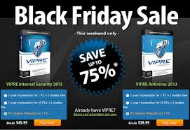 best antivirus black friday deals vipre antivirus 2013 black friday sale special offers