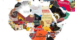 Harry Potter World Map by This Literature Map Of The World Shows You Every Country U0027s