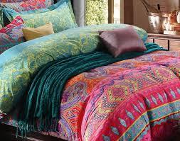 Bohemian Style Comforters Duvet Boho Bedding Sets Uk Stunning Bohemian Queen Bedding Full