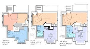 basement bathroom floor plans makeover and remodel basement laundry room bathroom layout plan