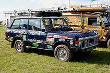 Classic Range Rover Interior Range Rover Classic Wikipedia