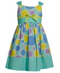 bonnie jean girls dress little girls floral sundress kids girls