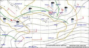 Map Of Fiji Fiji Map Weather