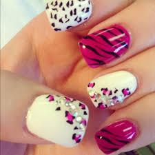 21 leopard print nail designs for 2016 pretty designs