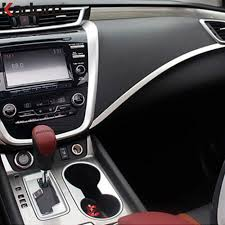 nissan murano interior 2016 kadore car styling for nissan murano 2015 2016 stainless steel