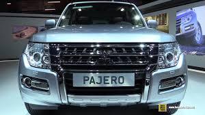 mitsubishi pajero 2017 mitsubishi pajero long instyle 3 2 diesel exterior interior