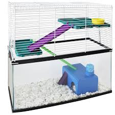 Hamster Cages Petsmart Amazon Com Kaytee My First Home Tank Topper Pet Cages Pet