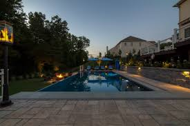 Hidden Patio Pool Cost by How Much Does It Cost To Install An Inground Pool Neave Pools