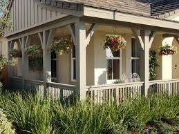 Wraparound Porch by Investigate Your Options For A Porch Hgtv