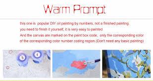 aliexpress com buy handmade blue dress paintings for wall