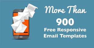 the massive list of free responsive email templates