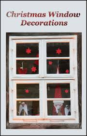 Solar Powered Christmas Window Decorations by Best Christmas Window Decorations Ideas Impact Innovations