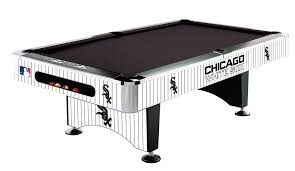 used pool tables for sale indianapolis chicago white sox pool table