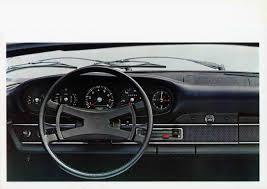porsche 911 concept cars 1969 porsche 911 concept brochure