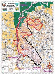 Montana County Map by Nowhere For Cattle To Go U0027 Some Montana Ranches Totally Burned