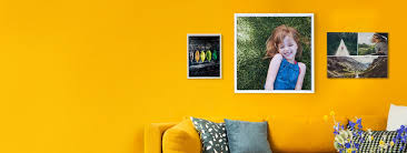 personalised wall art with your own photos bonusprint wall art