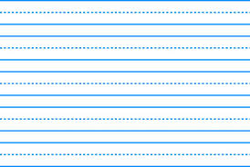 printable lined paper grade 2 up to 75 off school smart sulphite long way skip a line writing