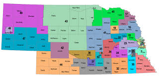 Nebraska County Map Wayne Ne Official Website State Government Elected Officials