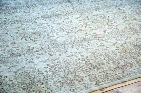 vintage area rug wash rugs beige geometric blue and central park