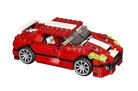 mini cooper lego amazon com lego creator roaring power 31024 building toy toys