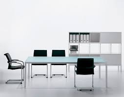 Designer Boardroom Tables Contemporary Boardroom Table Glass Rectangular Cube Elitable